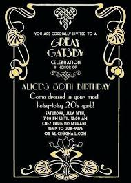 Great Gatsby Invitation Template Great Gatsby Invitation Template Free Download Mytv Pw