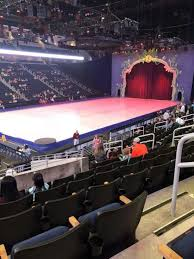Gwinnett Arena Seating Chart Disney On Ice Show On Ice Photos At Infinite Energy Arena