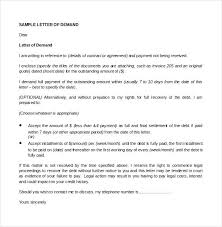 Free Formal Letter Template 7 Legal Letter Templates Free Sample Example Format Download