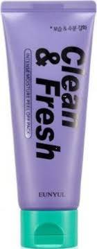 Купить <b>Eunyul clean</b> & fresh <b>маска</b>-<b>пленка увлажняющая</b> 120млпо ...