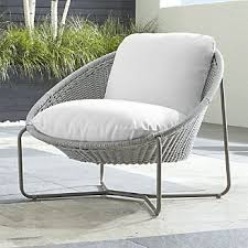 lounging furniture. Morocco Light Grey Oval Lounge Chair With Cushion Lounging Furniture .