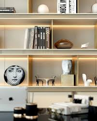Designs by Style: Luxury Dressing Room Shelf Ideas - Art Deco