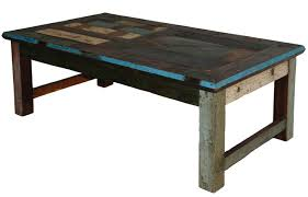 funky cafe furniture. Distressed Painted Coffee Table Funky Cafe Furniture
