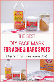 diy face mask for pimples the best diy face mask for removing acne and dark spots
