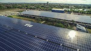 FIU And FPL Unveil Oneofakind Solar Research FacilityFlorida Power And Light Solar