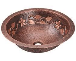 copper bowl sink.  Copper And Copper Bowl Sink 1