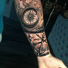 Tattoos Ideas Best Nautical Star Tattoos Ideas With Meanings