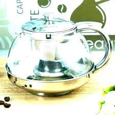 glass stovetop tea kettle glass teapot safe stove top teapot stove top teapot best tea kettle