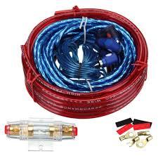 1500w 10ga car audio amp power cable subwoofer amplifier wiring 1500w 10ga car audio amp power cable subwoofer amplifier wiring kit set