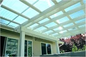 roofing installation corrugated panels roof photo 5 of g suntuf clear polycarbonate insta