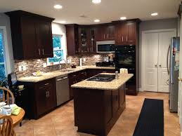 dark maple cabinets. Perfect Maple 12 Photos For Image Flooring Kitchen U0026 Bath To Dark Maple Cabinets E