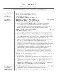Art Teacher Resume Sample – Administrativelawjudge.info
