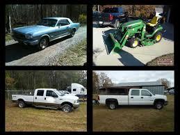 John Deere Tractor, Concrete Trucks, Pick Up Trucks. Trailers, Golf ...