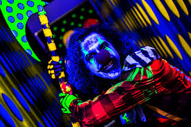 haunted house lighting ideas. blacklight haunt rob zombie on his haunted houses u0026 how they inspired new film house lighting ideas h