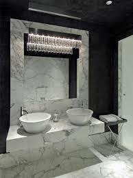 Black And White Bathroom Designs Unique Inspiration Design