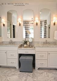 bathroom design center 3. Live Beautifully: Center Hall Colonial | Master Bath Vanity And Sinks. Bathroom Design 3 M