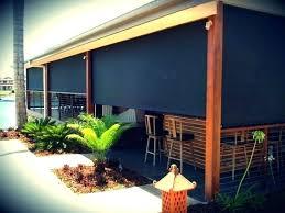 outdoor solar shades sun for pergola patios triangle curtains outd