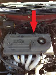 Location of Coolant Drain on Engine Block - Toyota Nation Forum ...