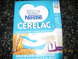 Review Cerelac Rice And Milk Mommyswall