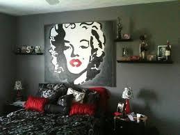 marilyn monroe bedroom theme photo - 1