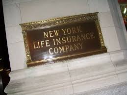 new york life insurance building placard new york city photo by cricketdiane 2010