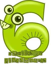 6 Geburtstag Kindergeburtstag Glückwünsche