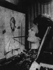 「Mrs. Ann Adams, polio artist」の画像検索結果