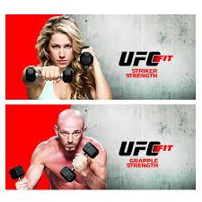 ufc fit plete 12 week home fitness exercise workout program dvd set walmart
