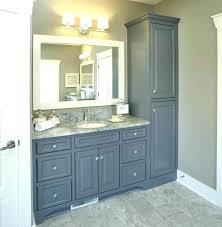 bathroom vanity with tower vanity tower with mirror mirror linen tower bathroom vanity with tower 3