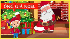 Phim hoạt hình trẻ em   Tập 14 - Ông Già Noel   Câu chuyện ý nghĩa   BINGO  Và Các Bạn - YouTube