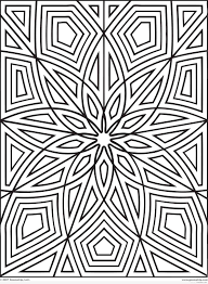 Http Timykids Com Geometric Design Coloring