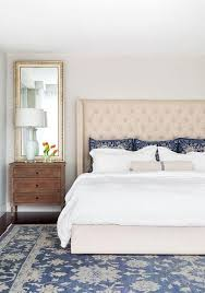Cream and Blue Bedroom Ideas
