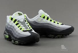 air max 95 neon green and gray