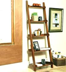 crate and barrel leaning bookcase leaning bookcase with slanted shelves best ideas of riverside bookshelves bookshelf