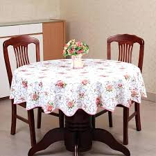 round disposable tablecloth tablecloth for round table past plastic tablecloth waterproof fl printed round table cover round disposable tablecloth