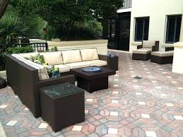 fire pit patio table set patio furniture set with gas fire pit table traditional patio dining