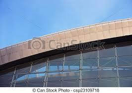 Glass exterior modern office Facade Glass Exterior Of Modern Office Building Csp23109718 Can Stock Photo Glass Exterior Of Modern Office Building