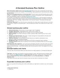 Non Profit Business Plan Template Download Free Documents In Non ...