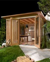 If your budget and your backyard are big enough for a Modern Cabana, then  consider us extremely jealous. According to the San Francisco company's  website, ...
