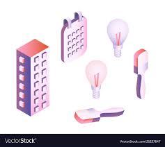 Light Purple Paint Purple Paint Brush Light Bulb Planner
