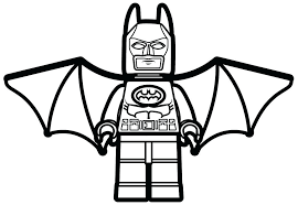 Batman And Robin Coloring Pages Awesome Lego Batman Coloring