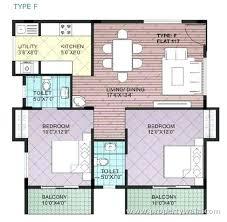 Traditional Chettinad House Plans Landmark Apartment Flat Style