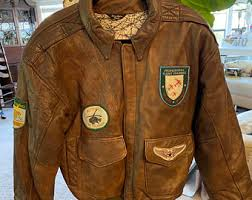 Ada vintage leather | Etsy