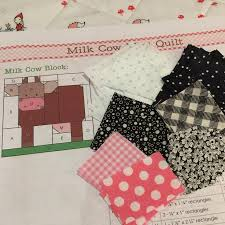 "509 best Quilts etc - 'On the Farm' images on Pinterest | Animal ... & @beelori1 #milkcow #milkcowblock #farmgirlvintage #cow"" Adamdwight.com"
