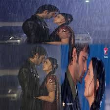 top romantic rain scene on television