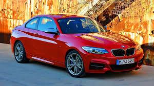 BMW M 235i Coupe 2014 RWD 3.0 Turbo 326 cv 45,9 mkgf 250 kmh 0-100 ...