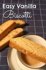 easy vanilla biscotti recipe with ing suggestions to make your own unique biscotti