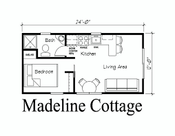 small guest house plans.  Guest 12 X 24 Cabin Floor Plans  Google Search  Cabin Coolness Pinterest  Plans House And Tiny House Throughout Small Guest Plans E