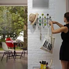 Vitra Coat Rack Fascinating Buy Vitra Hang It All Coat Rack New Colours By Charles Ray Eames