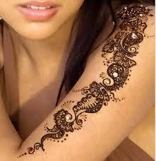 временные татуировки фото для девушек